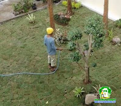 Pembuatan Taman kabupaten bandung