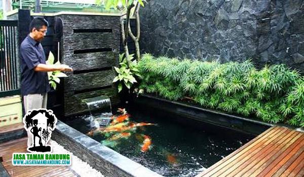 tukang buat kolam ikan di bandung