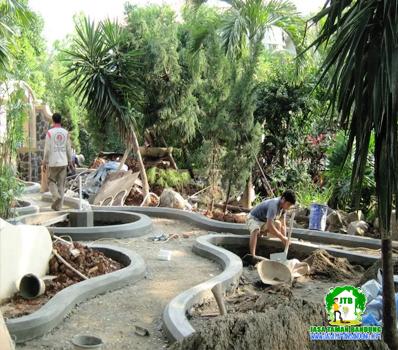 Pembuatan Taman murah bandung