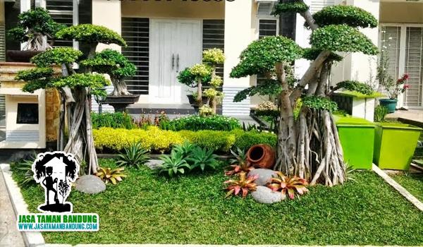 Tukang Jasa Taman Landscape Bandung